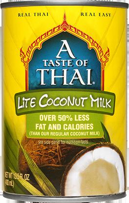 A Taste Of Thai Coconut Milk a taste of thai coconut milk